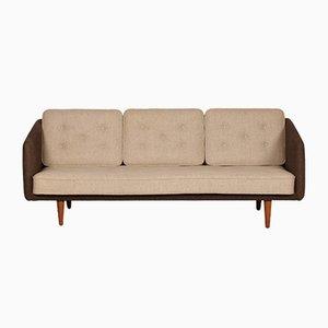 Vintage Modell Nr. 1 Sofa von Børge Mogensen für Fredericia, 1960er