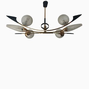 Lámpara de techo de Arlus, años 60
