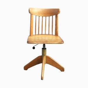 Chaise de Bureau Pivotante et Ajustable de Stoll Giroflex, 1960s