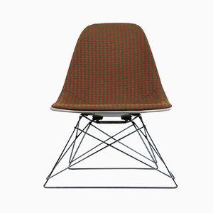 Sedia LKR Contura in fibra di vetro di Charles & Ray Eames per Herman Miller, anni '50