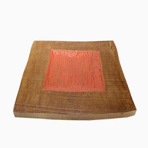 Dekoratives Libeccio 6 Tablett von Meccani Design