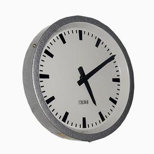 Orologio industriale di RFT, Germania Est, 1969