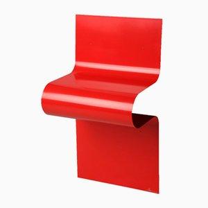 Consola Wave en rojo de Julien Vidame