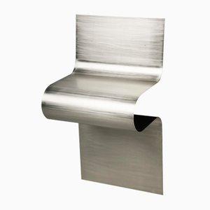 Consolle Wave argento di Julien Vidame