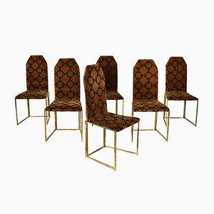 Esszimmerstühle, 1970er, 6er Set