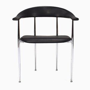 Vintage Esszimmerstühle von Giancarlo Vegni & Gianfranco Gualtierotti für Fasem, 6er Set