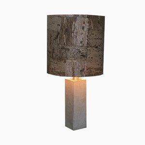 Lámpara de mesa Mid-Century de cerámica de Mobach