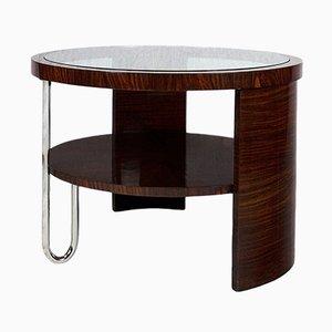 Art Deco Tripod Side Table, 1930s
