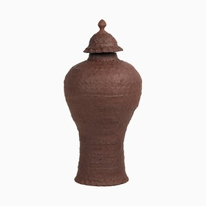 Pot à Gingembre en Terracotta par Toni De Jesus