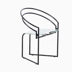 Italienischer Latonda Stuhl von Mario Botta für Alias, 1980er