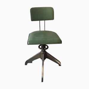 Chaise d'Architecte Industrielle par Robert Wagner pour Bemefa, 1950s