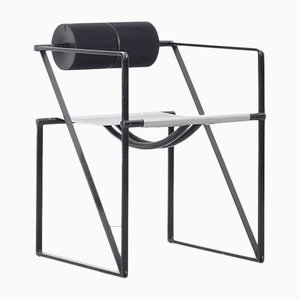 Italian Seconda Chairs by Mario Botta for Alias, 1982, Set of 4