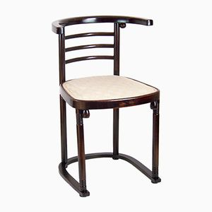 Antique Nr. 728 Viennese Secession Chair by Josef Hoffmann for Jacob & Josef Kohn
