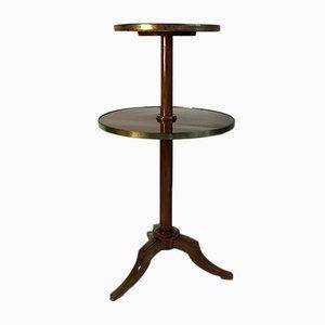 Tavolino antico in mogano