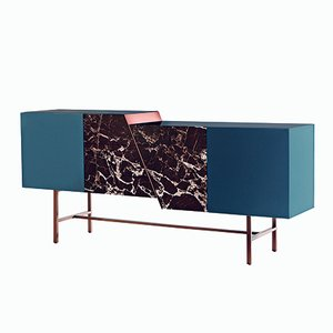 Trapeze Sideboard by Hagit Pincovici