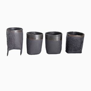 Skin Origami Collection Cups by biancodichina, Set of 4