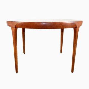 Scandinavian Teak Table, 1960s