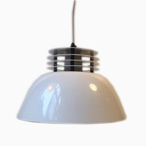 Mid-Century Lanterna Danica Pendant Lamp by Jørgen Buchwald, 1970s