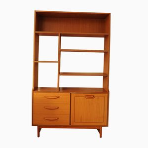 Vintage Teak Shelving Unit from Stonehill