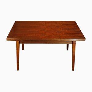 Tavolo allungabile e regolabile in altezza di VEB Finsterwalde, anni '50