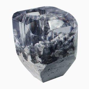 Modell In Disguise Vase in Diamant-Optik von Jule Cats