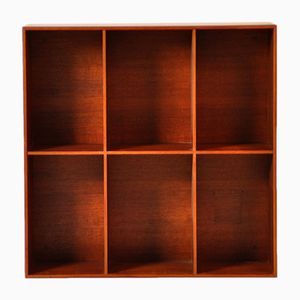 Vintage Bookcase by Mogens Koch for Rud Rasmussen
