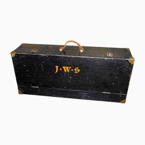 Vintage Werkzeugkasten für Schildermacher