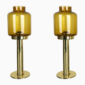 Claudia Candleholders by Hans-Agne Jakobsson, 1960s, Set of 2