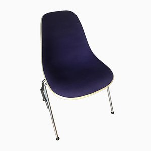 Chaise d'Appoint DAX Vintage par Charles & Ray Eames pour Herman Miller