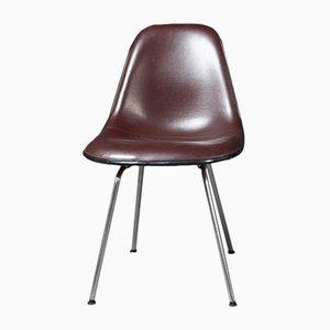 Silla auxiliar DSH vintage de Charles & Ray Eames para Vitra