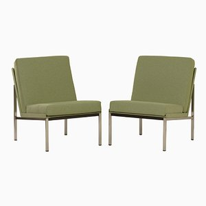 1451 Easy Chairs by Coen De Vries for Gispen, 1960s, Set of 2
