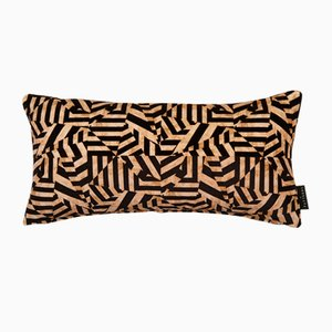 Dazzle Antique Lumbar Cushion by 17 Patterns