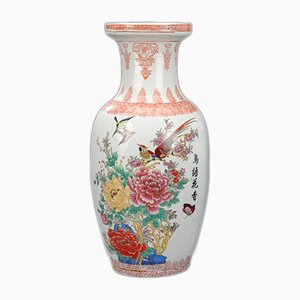 Antike chinesische Vase aus Porzellan