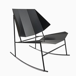Rocking Chair Terra par Antonio Forteleoni pour Atipico