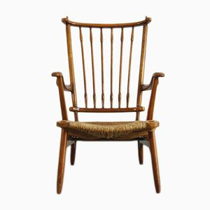 Dutch Teak Armchair by De Ster Geldermalsen, 1960s