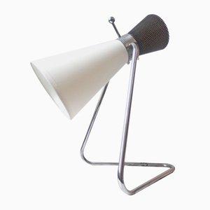 Lámpara de mesa de Arlus, años 50