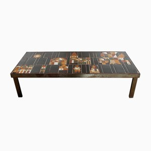The Village Coffee Table by Roger Capron, 1970s