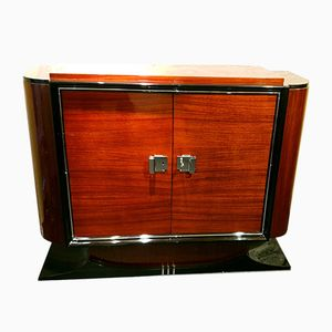 Art Deco Indian Rosewood Cabinet