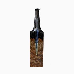 Vaso in ceramica di Bruno Gambone, anni '80
