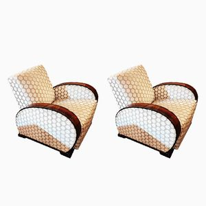 Rio Rosewood Armchairs, 1937, Set of 2