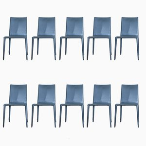 Dining Chairs from Arper, 1990s, Set of 10