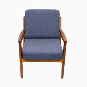 Senator Teak Armchair by Ole Wanscher for France & Søn, 1960s