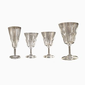 Vintage Casino Glasses from Baccarat, Set of 47