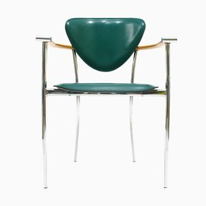 Italian Side Chair from Arrben, 1980s