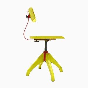 Modell Ama Elastik Beistellstuhl, 1960er