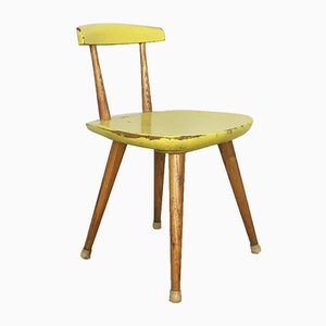 Beechwood Children Chair by Karla Drabsch, 1955