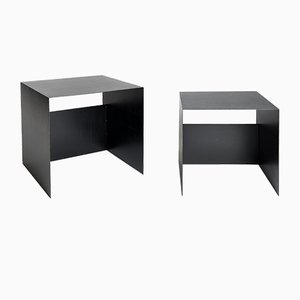 Guido Coffee Tables by Antonino Sciortino for Atipico, Set of 2