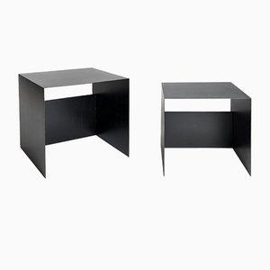 Tables Basses Guido par Antonino Sciortino pour Atipico, Set de 2