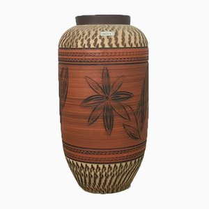 Vaso vintage in ceramica di Decora, anni '60