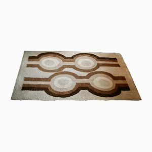 Geometric Pattern Rug from Desso, 1970s
